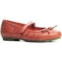 Scarpe Bambina Ballerine Flower Girl 144750-B4600 Rojo