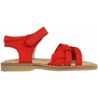 Scarpe Bambina Sandali Garatti PR0057 Rojo