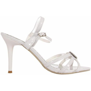 Scarpe Donna Sandali Top Way B028641-B7200 Blanco