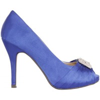 Scarpe Donna Décolleté Glamour B038013-B7345 Azul