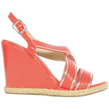 Scarpe Donna Sandali Top Way B039031-B7200 Rojo