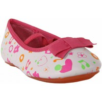 Scarpe Bambina Ballerine Flower Girl 149200-B2040 Blanco