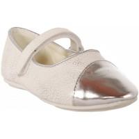 Scarpe Bambina Ballerine Flower Girl 850871-B2040 Blanco
