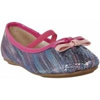 Scarpe Bambina Ballerine Flower Girl 850881-B460 Azul