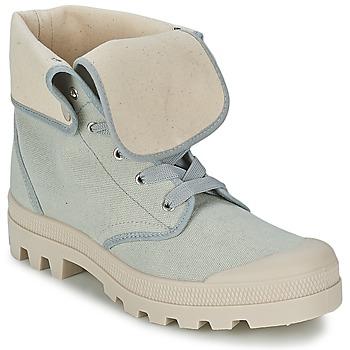 Scarpe Donna Sneakers alte Casual Attitude BOPESSA Grigio