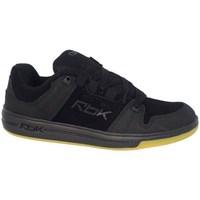 Scarpe Unisex bambino Sneakers basse Reebok Sport Rbk Skate Nero