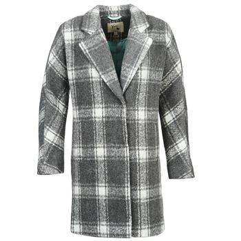 Abbigliamento Donna Cappotti Yumi EHIME Bianco / Grigio