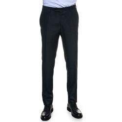 Abbigliamento Uomo Pantaloni da completo Canali 71018-AA01163111 grigio