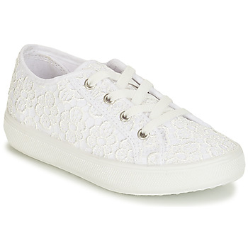 Scarpe Bambino Sneakers basse André MARGHERITA Bianco