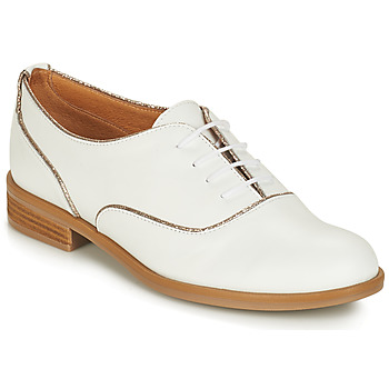Scarpe Donna Derby André CHOMINE Bianco