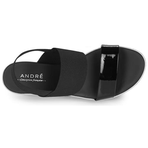 André Saurenza Nero - Consegna Gratuita- Scarpe Sandali Donna 49