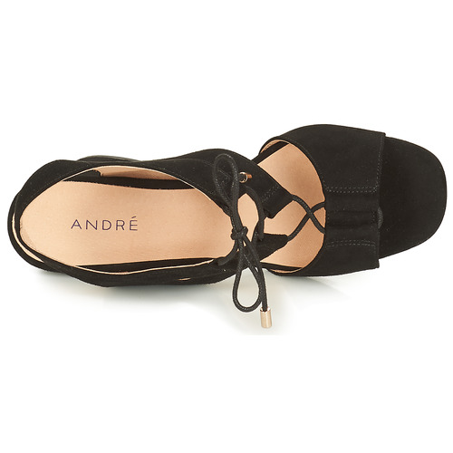 André Donna Nero Starlet Sandali Sandali André Starlet 3jqcA54RL