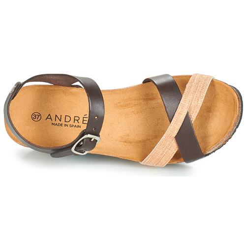 André Hera Marrone - Consegna Gratuita- Scarpe Sandali Donna 47