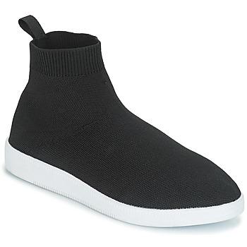 Scarpe Donna Sneakers alte André ATINA Nero