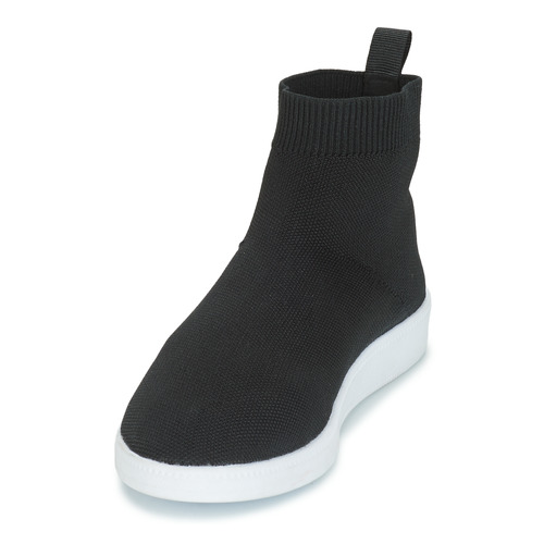ATINA  André  sneakers alte  donna  nero QpggJ wxTC9