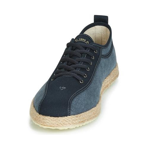 Paco Scarpe Uomo Basse Sneakers Marine 2320 André Consegna Gratuita Yvbf67gy
