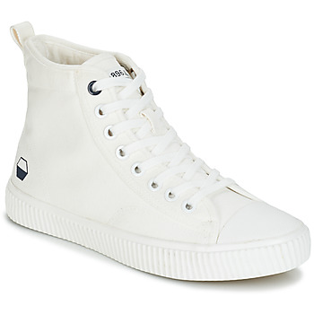 Scarpe Uomo Sneakers alte André SUBWAY Bianco