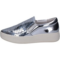 Scarpe Donna Slip on Uma Parker slip on argento pelle BT564 Argento