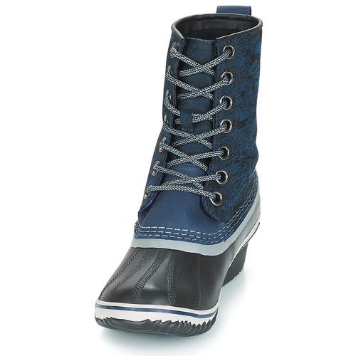 89856b01d1f ... Sorel SLIMPACK™ SLIMPACK™ SLIMPACK™ 1964 Blu Nero Scarpe Stivali da  neve Donna Scarpe ...