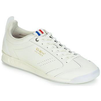 Scarpe Uomo Sneakers basse Kickers KICK 18 Bianco