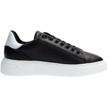 Scarpe Donna Sneakers basse Philippe Model Paris BPLD TEMPLE PUR BLACK