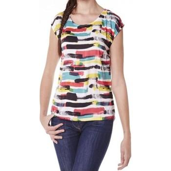 Abbigliamento Donna T-shirt maniche corte Little Marcel Tee-shirt Tista E15FTSS0220 Blanc Bianco