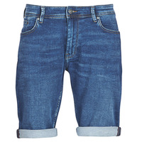 Abbigliamento Uomo Shorts / Bermuda Teddy Smith SCOTTY Blu / Scuro