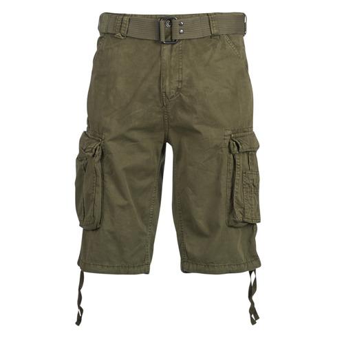 Abbigliamento ShortsBermuda 4900 Tr Ranger Schott Consegna Kaki Gratuita Uomo HW9ED2IY