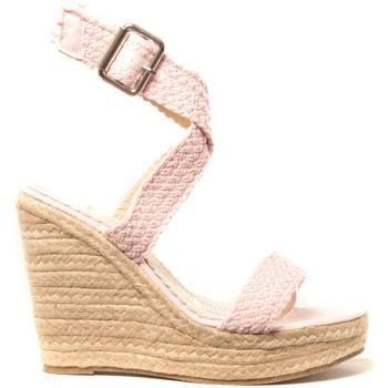 Scarpe Donna Espadrillas Cassis Côte d'Azur Chaussures Alika Rose Rosa