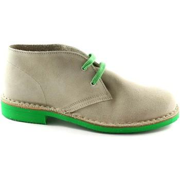 Stivaletti Manifatture Italiane  2361 ghiaccio scarpe unisex pedule desert boot