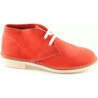 Scarpe Stivaletti Manifatture Italiane 2361 aragosta scarpe unisex pedule desert boot Arancione