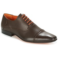 Scarpe Uomo Richelieu Carlington RIOCHI Marrone