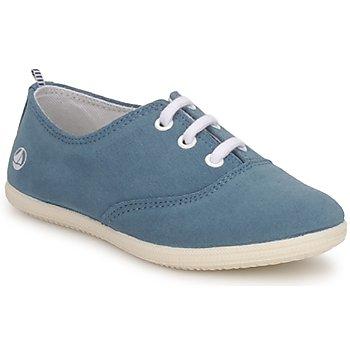 Scarpe Unisex bambino Sneakers basse Petit Bateau KENJI GIRL Blu