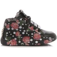 Scarpe Bambina Sneakers alte Be Kool Sneakers Bambina Pelle Nero nero, rosa