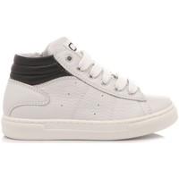 Scarpe Unisex bambino Sneakers alte Ciao Sneakers Alta Bambini Bianco 6766 bianco