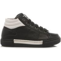 Scarpe Unisex bambino Sneakers alte Ciao Sneakers Alta Bambini Nero 6766 nero