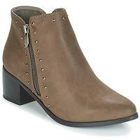 Scarpe Donna Stivaletti LPB Shoes JUDITH Kaki
