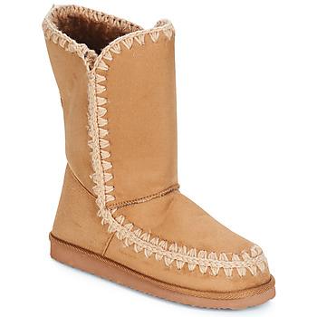 Scarpe Donna Stivali LPB Shoes NATHALIE Camel