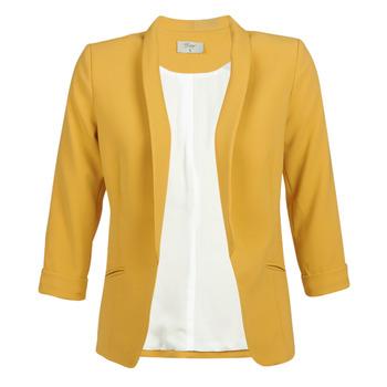 Abbigliamento Donna Giacche / Blazer Betty London IOUPA Giallo