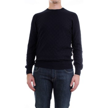 Abbigliamento Uomo Maglioni Gran Sasso 57167/14218 BLU