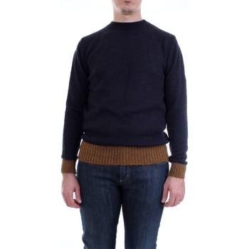Abbigliamento Uomo Maglioni Manuel Ritz 2532M505 183835 Maglioni Uomo Blu Blu