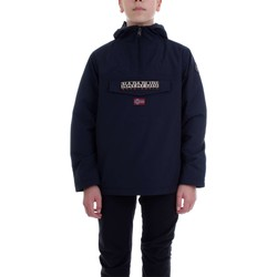 Abbigliamento Unisex bambino Giubbotti Napapijri NOYGY9 Blu marine