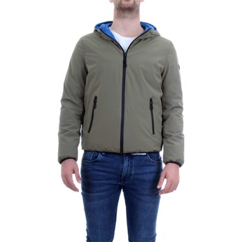 Abbigliamento Uomo Giubbotti F * * K IFKM5001S Verde militare/Royal