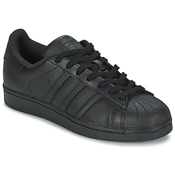 Scarpe Uomo Sneakers basse adidas Originals SUPERSTAR FOUNDATION Nero