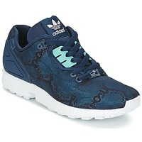 Scarpe Donna Sneakers basse adidas Originals ZX FLUX DECON W Blu / Nuit