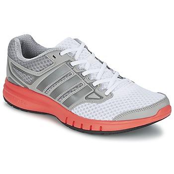 Scarpe Uomo Running / Trail adidas Performance GALACTIC ELITE M Bianco / Grigio / Arancio