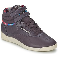 Scarpe Donna Sneakers alte Reebok Classic F/S HI GEO GRAPHICS Viola