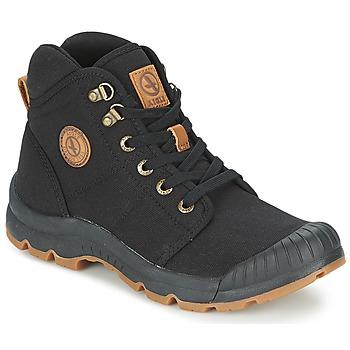 Scarpe Uomo Sneakers alte Aigle TENERE LIGHT Nero