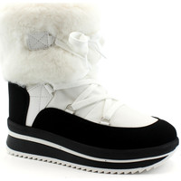 Scarpe Donna Stivaletti Antarctica ANT-CCC-5855-BI Bianco