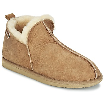 Scarpe Uomo Pantofole Shepherd ANTON COGNAC